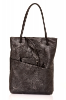 Tote bag in pelle
