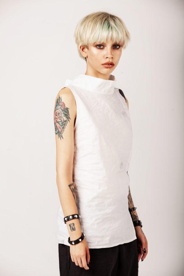 Top in cotone - Cinzia Rossi
