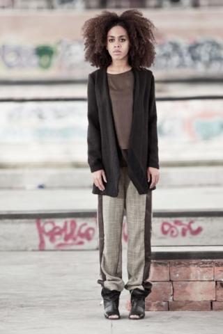 Lookbook collezione F/W 2017/18 - Cinzia Rossi