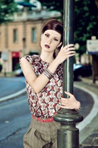 Lookbook collezione S/S 2010 - Cinzia Rossi