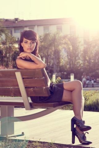 Lookbook collezione S/S 2012 - Cinzia Rossi