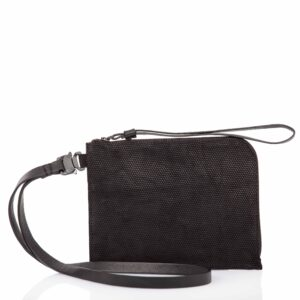 Black leather handbag - Cinzia Rossi