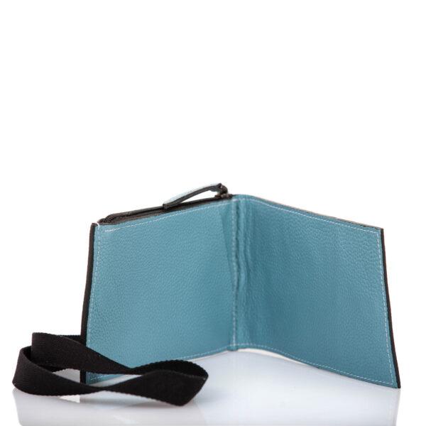 Smartphone case-bag in pelle - Cinzia Rossi
