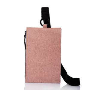 Funda-bolso para smartphone en piel - Cinzia Rossi