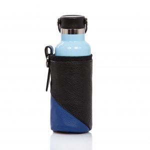 Porta botella de cuero - Cinzia Rossi